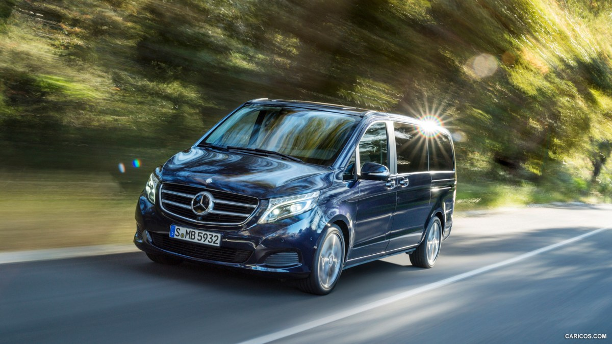 mercedes now drive v with wheel all available minivan benz photos class