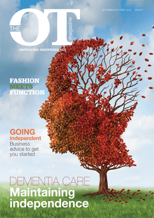 The latest issue of The OT Magazine is out now!