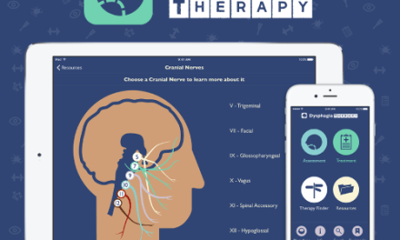 A New App for Swallowing Disorders