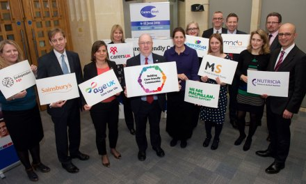 Caring for the carers: Minister joins charities to support Carers Week 2016