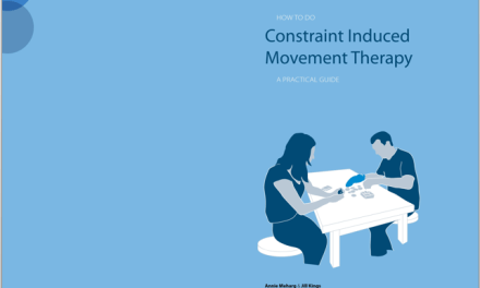 Using Constraint Induced Movement Therapy to Close the Gap