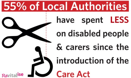 Care Act has made little difference: Revitalise agrees with Carers Trust study