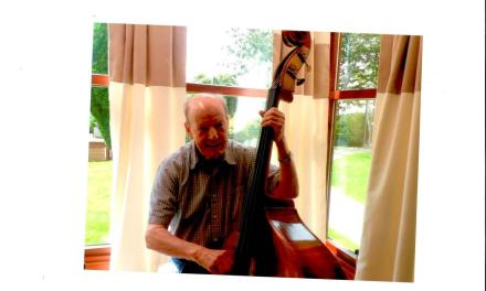 New project is music to the ears of Bield tenants with dementia
