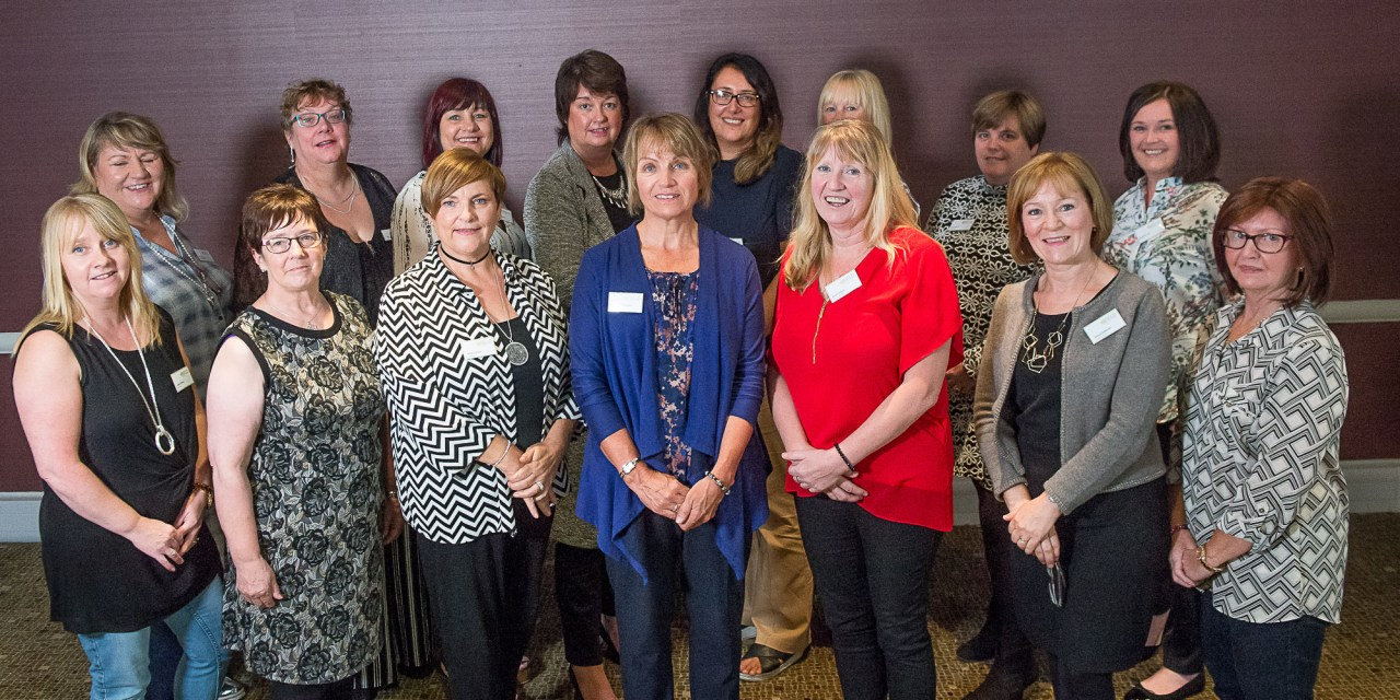 Staff Recognised For Their Longstanding Service
