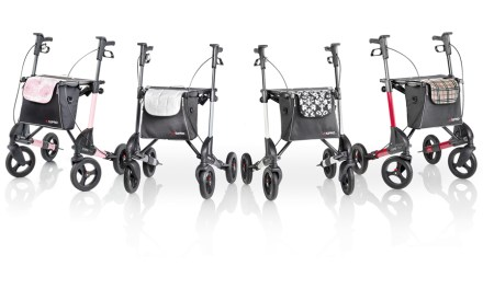 Torpo Limited to launch new Rollator and Expand in 2017