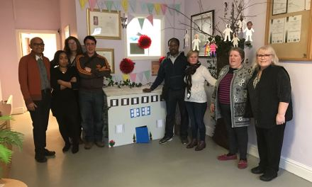 Health and Social Care Provider Shows Its Support with a Digni-Tea Party