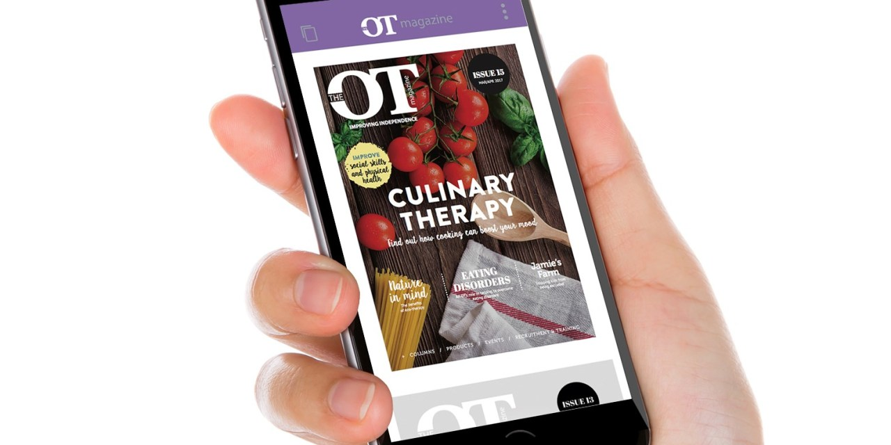 Download the Mar/Apr issue now on The OT Magazine App