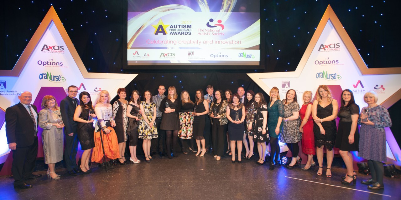 Winners of Autism Professionals Awards announced