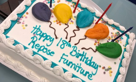 Repose Furniture celebrates 18 years of success