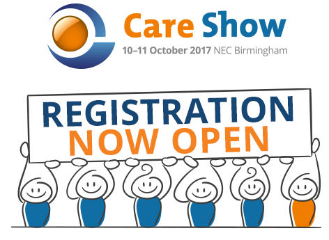 Registration for Care Show 2017 is now LIVE!