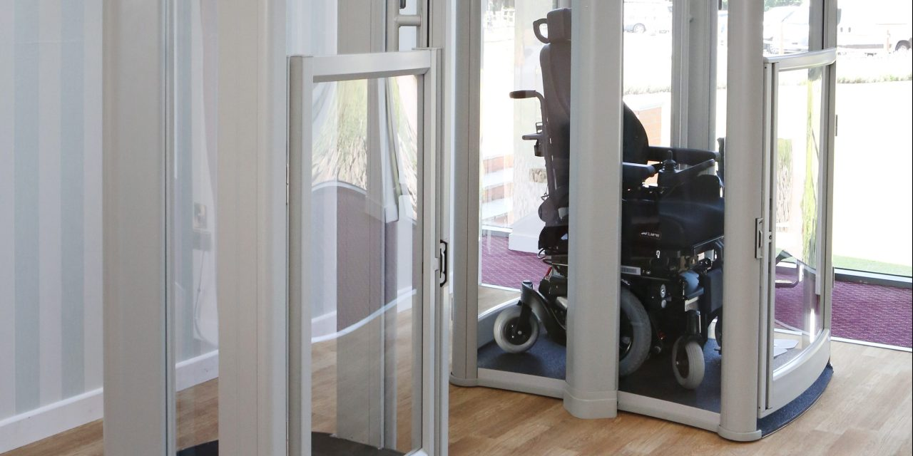 Stiltz lifts to showcase new wheelchair-friendly home lift at The OT Show