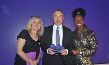 East Kent Doctor Wins National Professional Excellence Life After Stroke Award