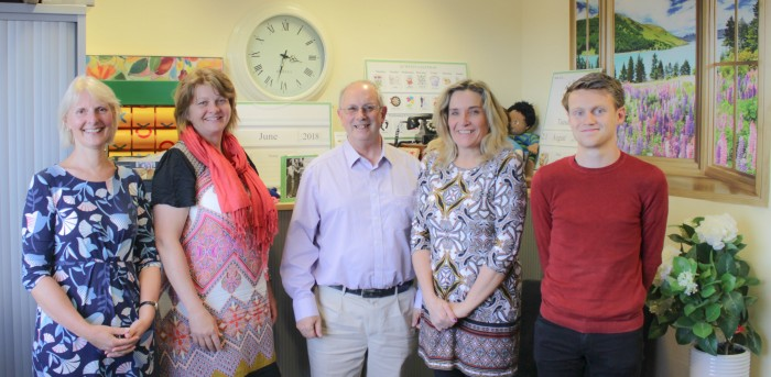 BES Rehab raises £100,000 to make activity productsmore accessible