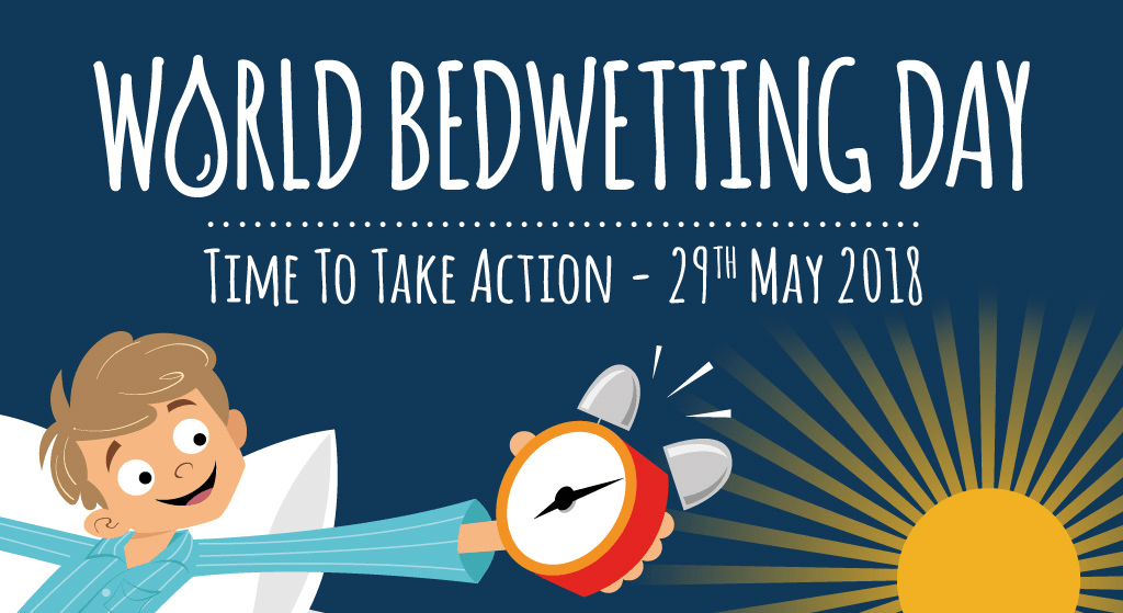 Comic released for World Bedwetting Day