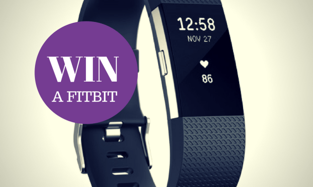 Win a Fitbit Charge 2!