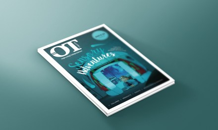 The July/August issue out now