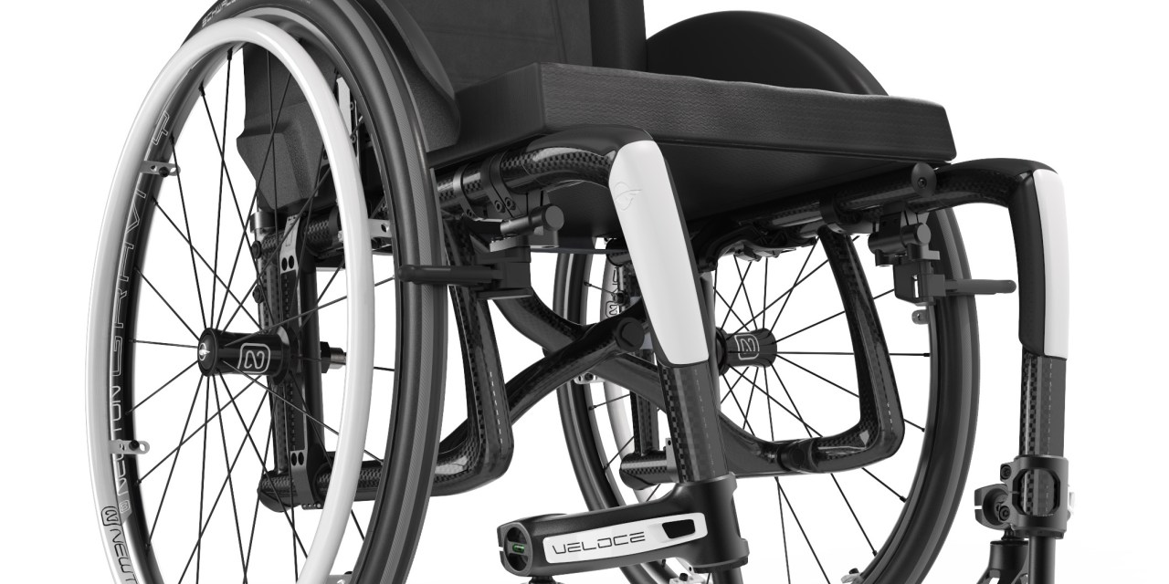 The perfect wheelchair for an active lifestyle