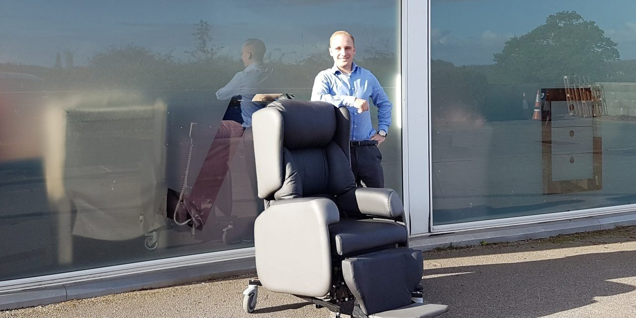 The new Lento Hospital Spec Chair