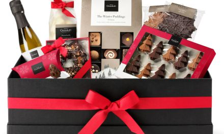 Win a Hotel Chocolat Hamper with Repose