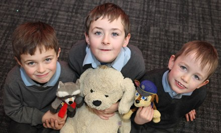 Irish university's Teddy Bear Hospital to treat 1200 teddies and ease children's anxiety