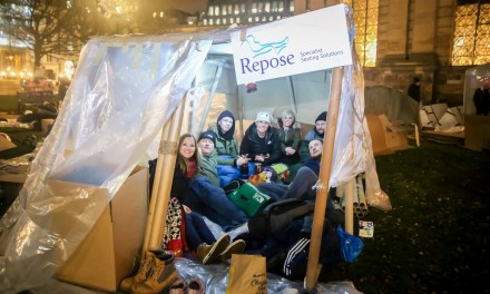 Repose help homeless