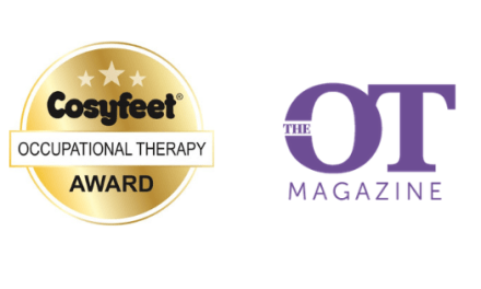 Could you win the £1000 Cosyfeet OT Award?