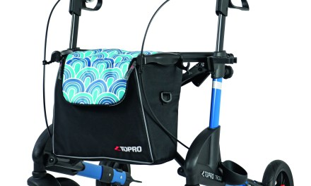 Everything you need to know about rollators