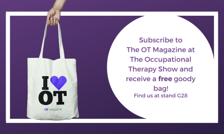 There's just ONE WEEK until The Occupational Therapy Show!