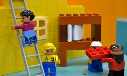 Lego therapy – building kids up