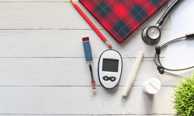 Managing diabetes and an OT placement