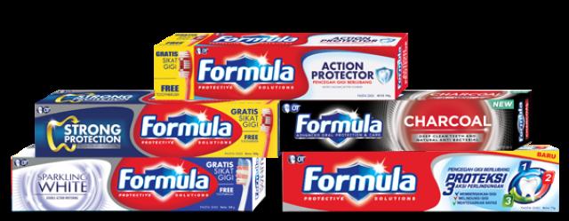 Image result for Formula pasta gigi