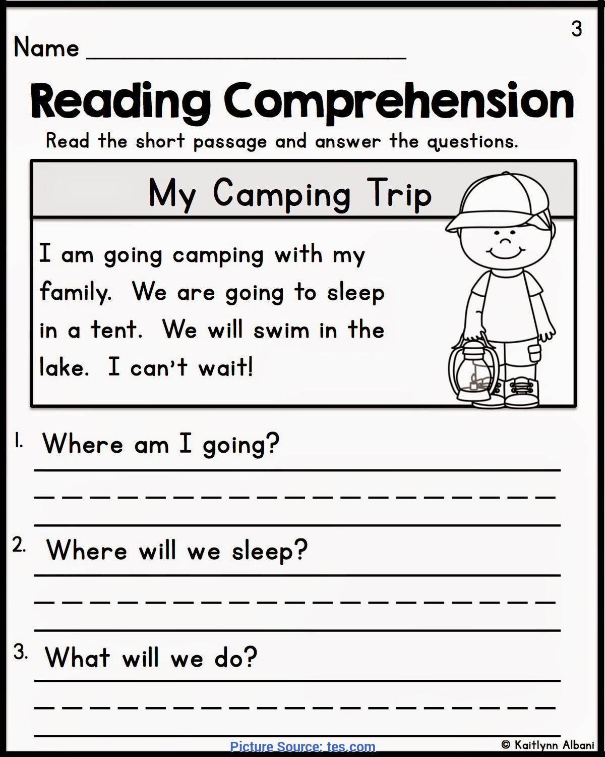 Simple Kindergarten Lesson Plans On Hibernation