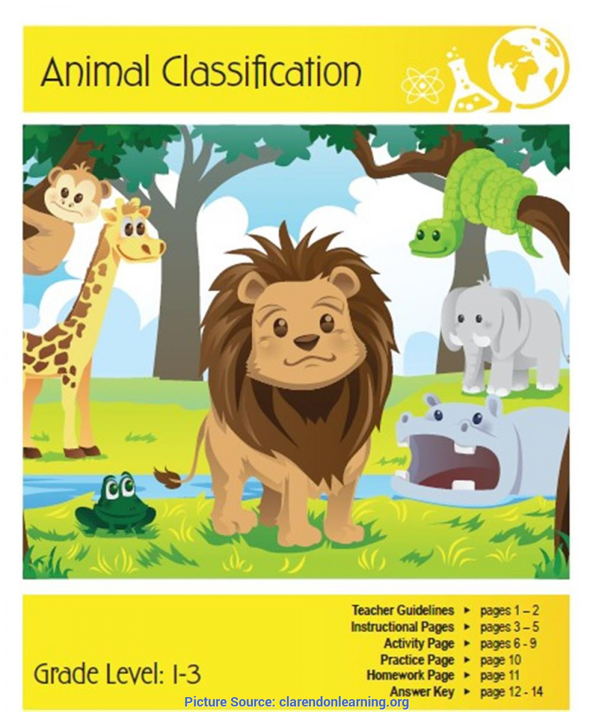 hight resolution of Fresh Animal Classification Lesson Plans 3Rd Grade Lesson Plans    Elementary Teaching Resources   Clarendon Lear - Ota Tech