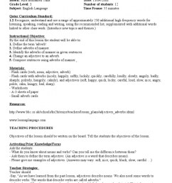 English Worksheets Grade 3   Printable Worksheets and Activities for  Teachers [ 1600 x 1200 Pixel ]
