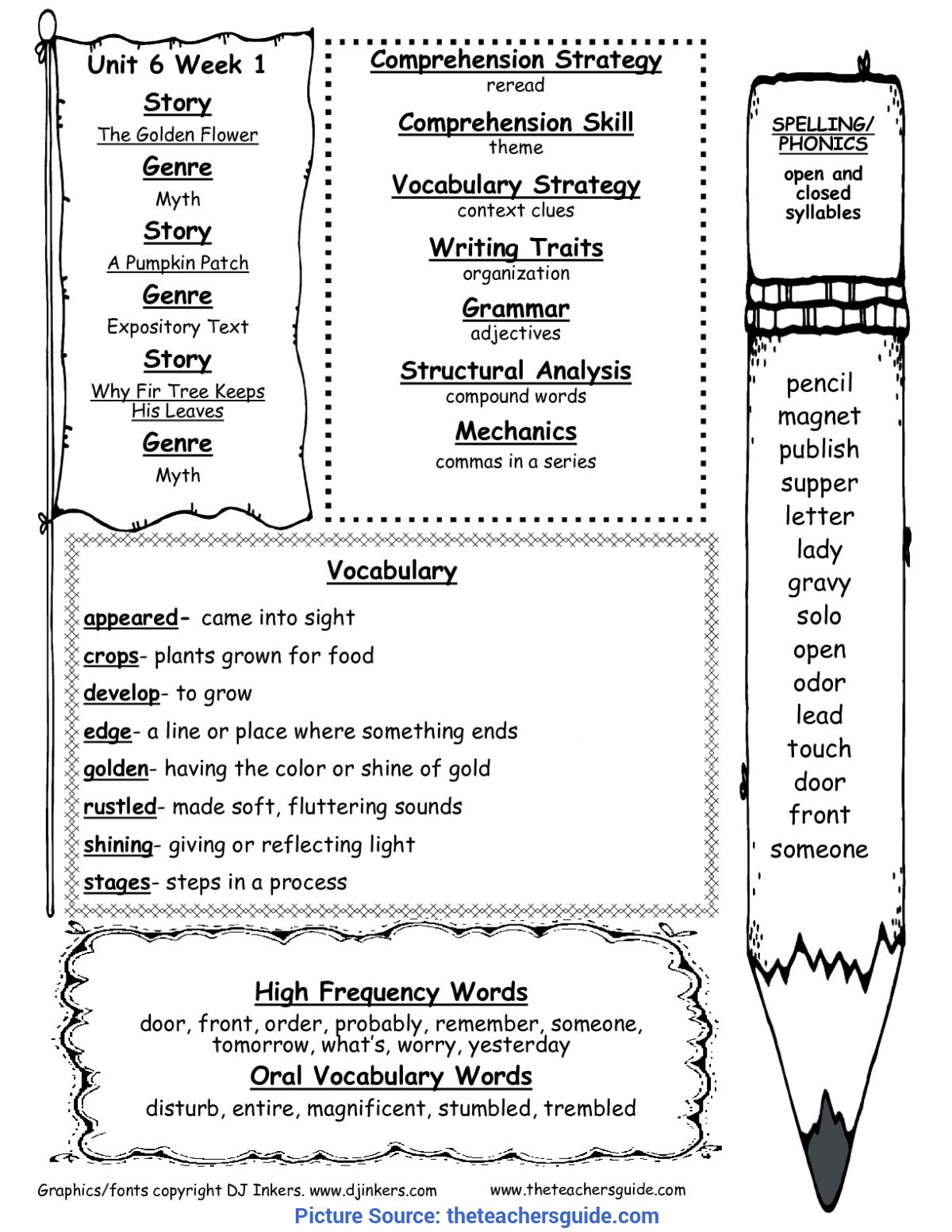 Good 2nd Grade Lesson Plans For Vocabulary Mcgraw Hill