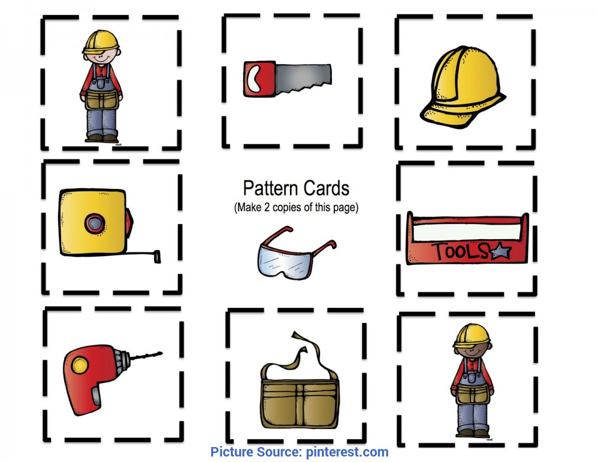 Good Images Of Community Helpers And Their Tools Preschool