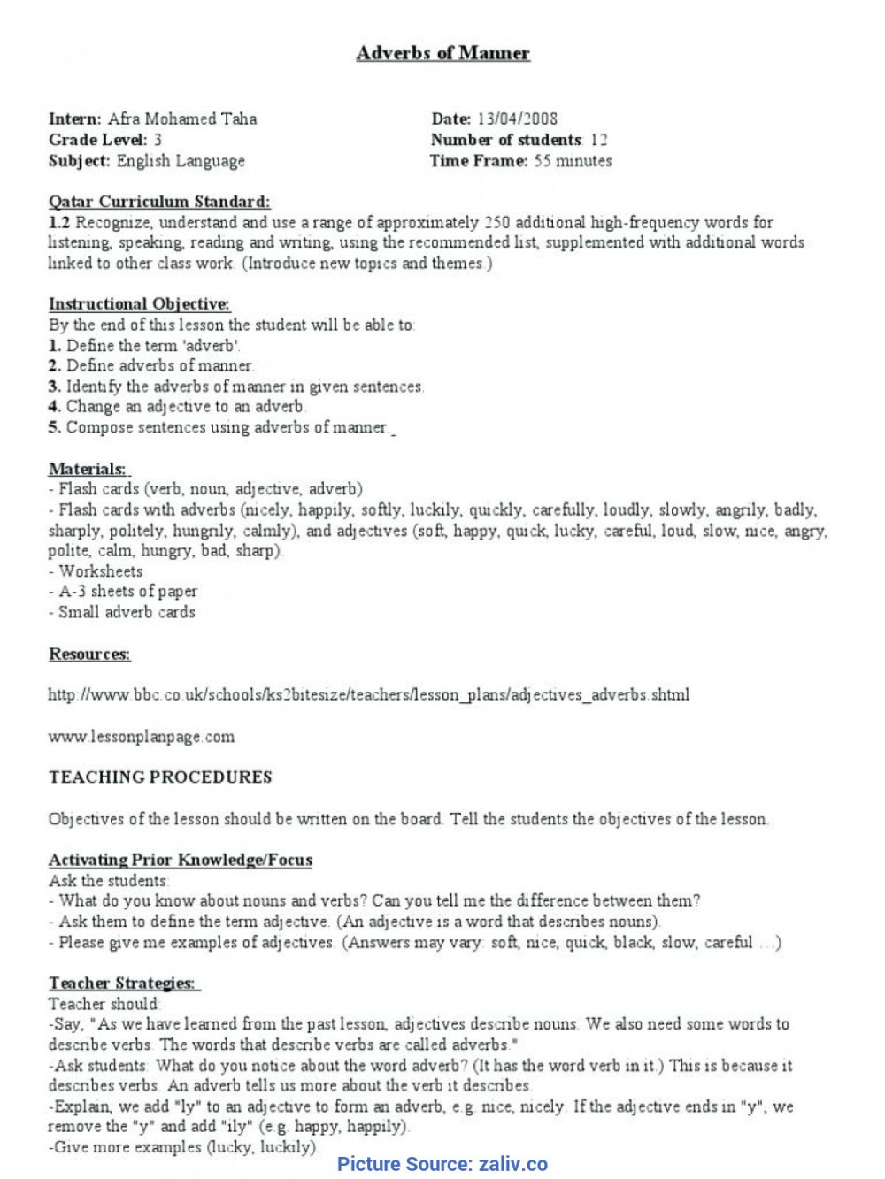 medium resolution of Good Lesson Plan On Adjectives Worksheet: 4Th Grade Adjective Worksh - Ota  Tech