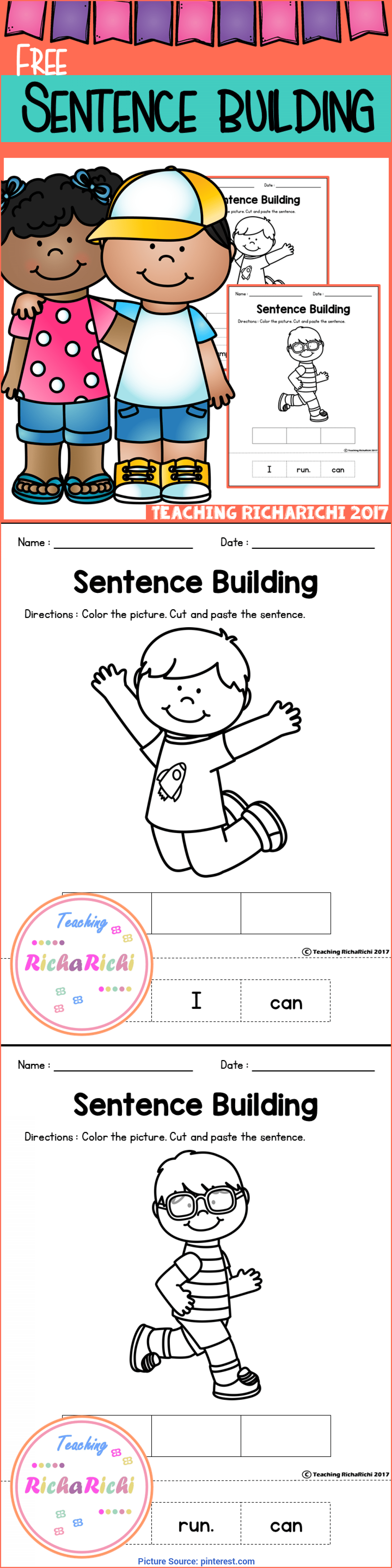Good Pre K English Lesson Plans Freebies Kindergarten