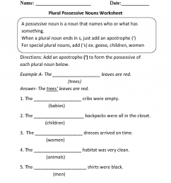 Great 2Nd Grade Lesson Plans On Nouns Plural Possessive Nouns Worksheets €?    Pintere - Ota Tech [ 1565 x 1200 Pixel ]
