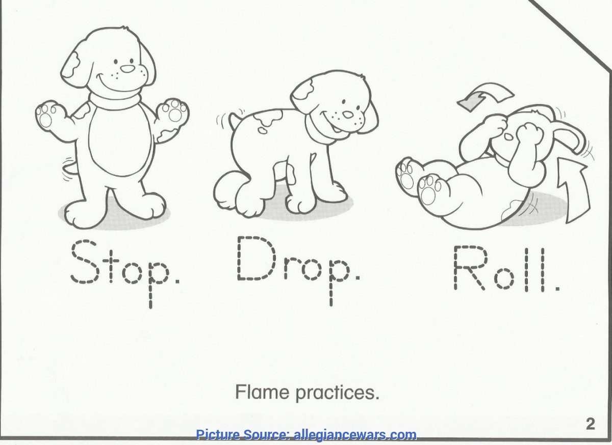Great Lesson Plans For Preschool Fire Safety Safety