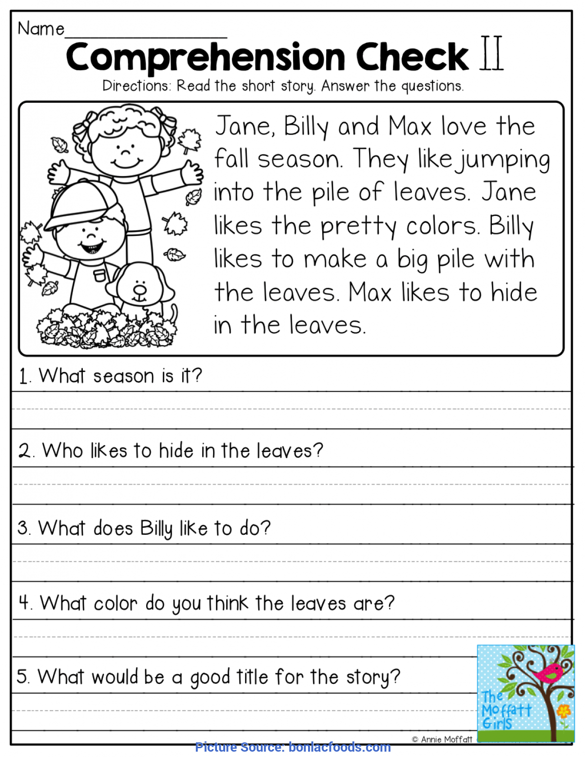 Great Literacy Activities For Grade 1 Worksheets For All