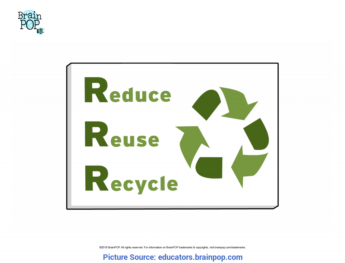 hight resolution of Great Reduce Reuse Recycle Lesson Plans Reduce