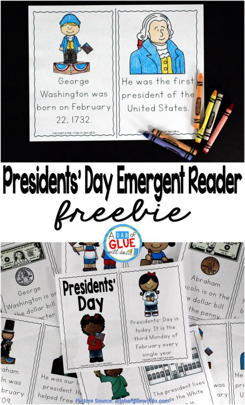 small resolution of Mommy Maestra: Presidents' Day Activities