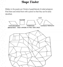 Second Grade Plane Shapes Worksheet   Printable Worksheets and Activities  for Teachers [ 1553 x 1200 Pixel ]