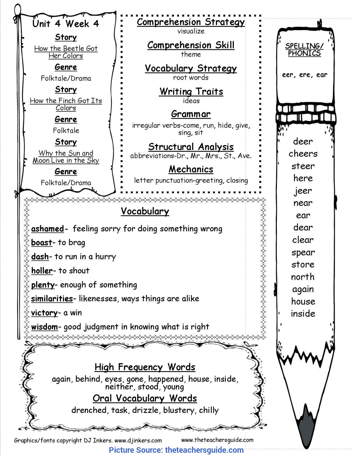 Great Pre K Curriculum Prek Music Curriculum Maps