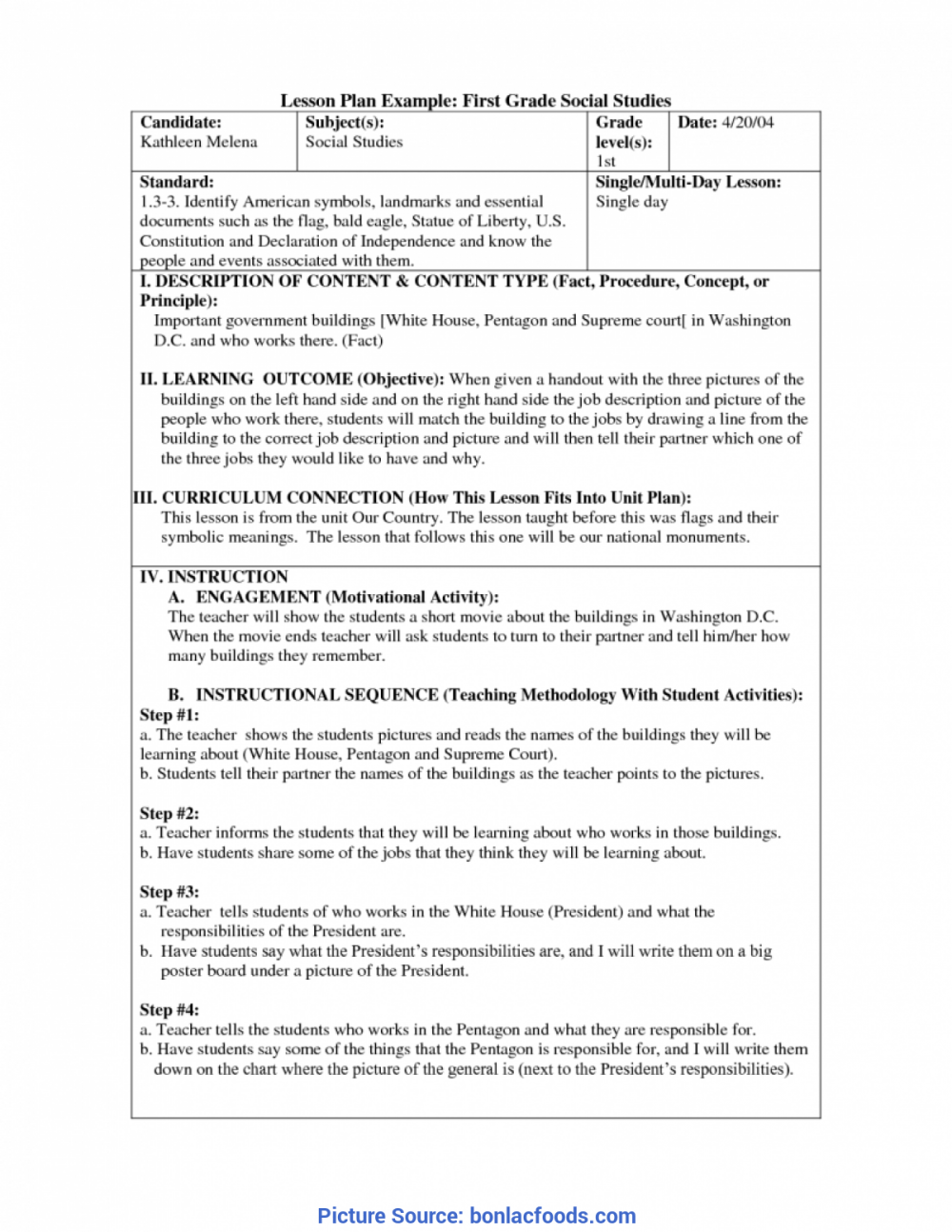 medium resolution of Simple Lesson Plan 7Th Grade Social Studies Worksheets For All   Download  And Share Worksheets   Free O - Ota Tech