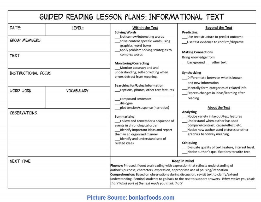 medium resolution of Simple Lesson Plan Example 4Th Grade Worksheets For All   Download And  Share Worksheets   Free O - Ota Tech