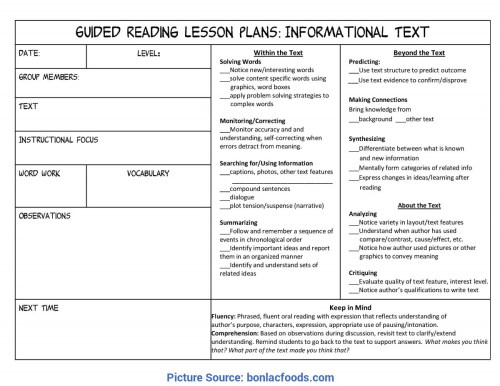 small resolution of Simple Lesson Plan Example 4Th Grade Worksheets For All   Download And  Share Worksheets   Free O - Ota Tech