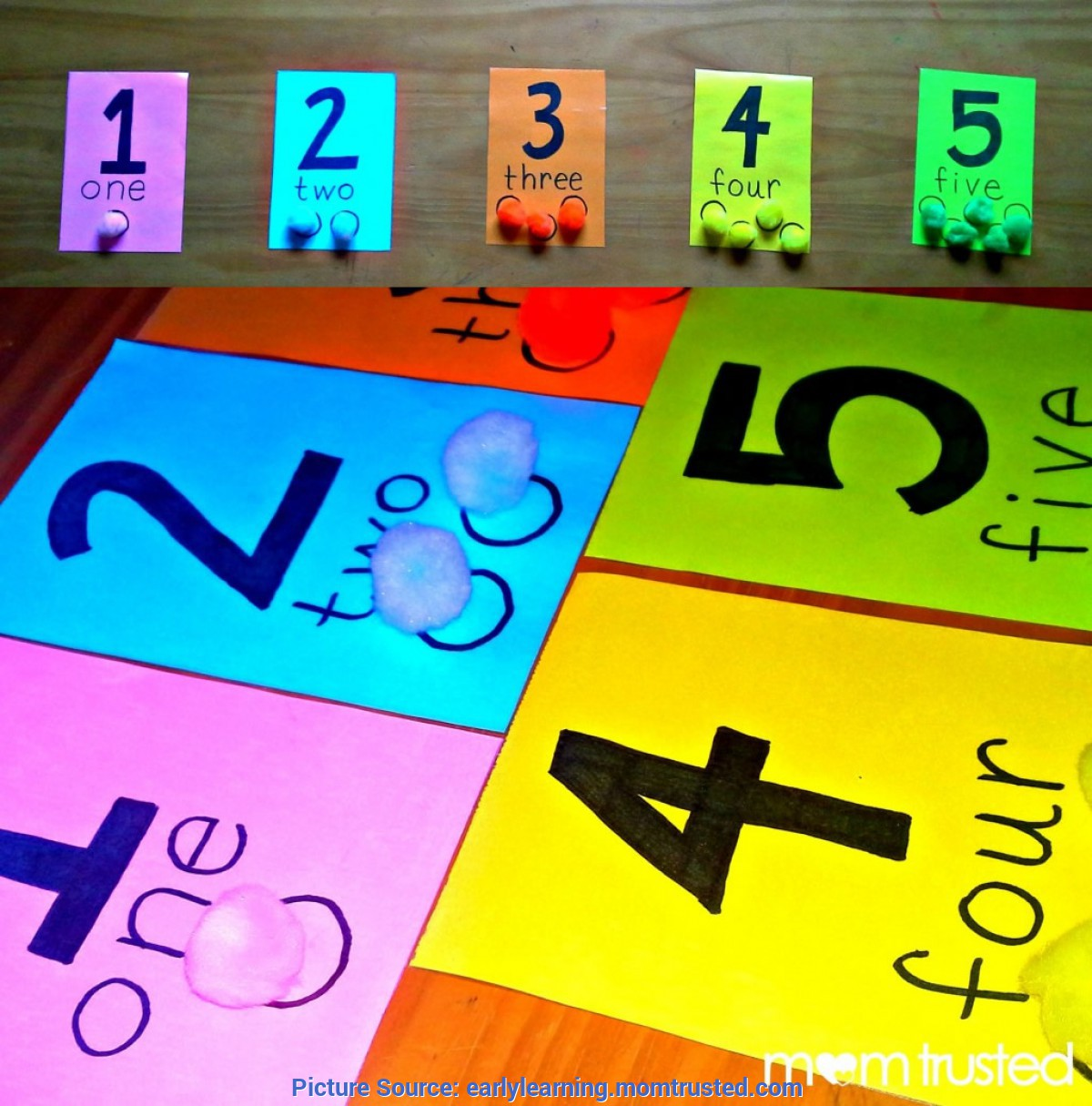Simple Counting Numbers Lesson Plans Kindergarten Pin By