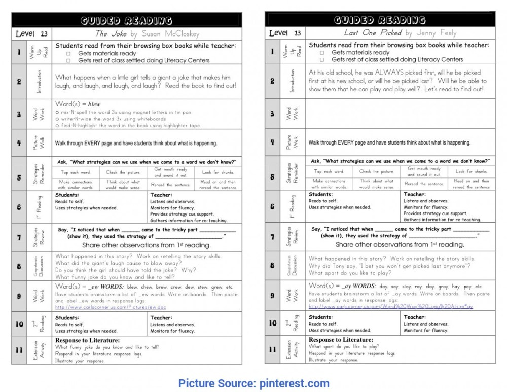 medium resolution of Special Reading Lesson Plan 5Th Grade Great Guided Reading Plan   Guided  Reading   Pinterest   Guide - Ota Tech
